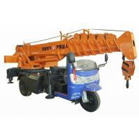 Quality Small Tricycle Mobile Truck Mounted Hydraulic Crane 3- 5 Ton For Construction wholesale