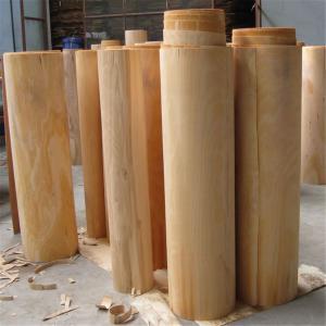Quality Precise Cutting Beech Veneer Sheets , Natural Beech Veneer Customized Size wholesale