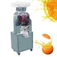 China Antirust Stainless Steel Automatic Orange Juicer Machine for Restaurant on sale