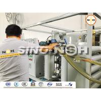 China All Particles Removing All Impurities Removing Insulating Oil Purifier Machine,transformer oil filter machine,insulation on sale