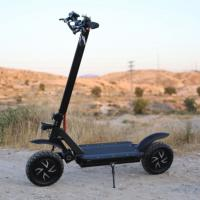 China Dual Motors Electrical Scooters Foldable Kick Electric Scooter 2000W Trotinette Electrique on sale