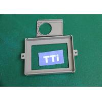 Cheap High Precision Injection Molding Parts / Electronic Enclosures Plastic Injection Parts for sale