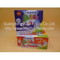 Quality Various Candy Shapes Green Milk Tablets Lowest Calorie For Entertainments GMP wholesale