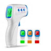 Cheap Electronic Non Contact Digital Thermometer ,  Infrared Forehead Thermometer for sale