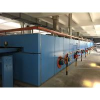 Quality Woven Carpet Powder Coating Equipment Production Line Constant Tension Control wholesale