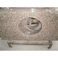 Quality Artificial stone Solid Surface Kitchen Countertop Granite Vanity Top wholesale