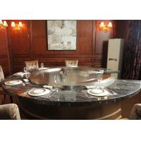 Quality 10 Seat Commercial Built In Hibachi Grill Equipment With Ventilation System wholesale