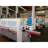 Quality High Performance 4 Side Moulder Machine , Industrial Six Shaft 4 Sided Wood Planer wholesale