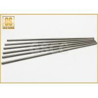 Quality Durable Solid Carbide Round Blanks , Original Raw Material Carbide Drill Rod wholesale