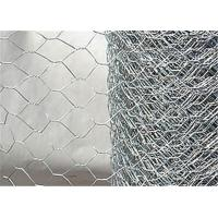 Quality Small Hexagonal Galvanized Poultry Netting Heat Insulation 0.5m-2m Width wholesale