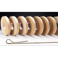 Quality Semi-adhesive Tapes with Nature Kraft Paper Backing / Masking of Metalized Capacitor wholesale