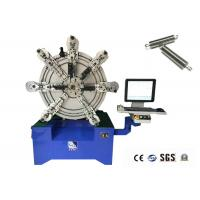 Quality 4.0mm CNC Control Spring Manufacturing Machine Customized Color 380V 50Hz wholesale