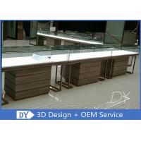 Quality One Stop Service Modern Jewellery Shop Furniture With Lighting wholesale