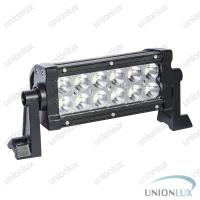 Quality 2640lum 12V 36w offroad led light bars , 4x4 led light bar for heavy duty vehicles wholesale
