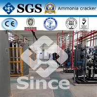 Quality Automatic Ammonia Cracker for Hydrogen Generation , 5-1000Nm3/h Capacity wholesale