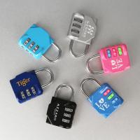 Quality Traveling Luggage Flexible Wire Padlock Suitcase Cable Padlock Heart wholesale