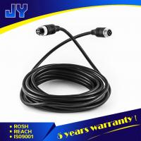 Buy cheap 5M Back up Camera Extension Cable 4pin to 4pole Screw on Connector product