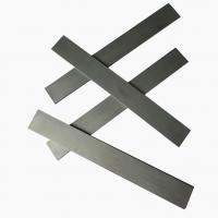 China Sintered Carbide Bar Blank Tungsten Products For Sand Crusher Wear Parts on sale