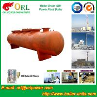 Quality Natural Gas Boiler Drum Single Natural Circulation Type for Power Plant wholesale