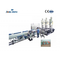 China 20mm 63mm Fiberglass PPR Pipe Production Line With ABB Inverter on sale