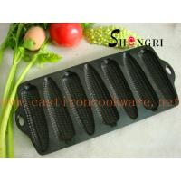 Quality cast iron heart bakeware wholesale