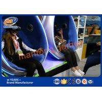 Two Players Virtual Reality Cinema , 9d Action Cinemas Indoor 500KG