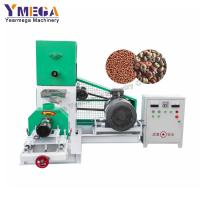 China Sinking and Floating Fish Feed Pellet Machine with good price from China on sale