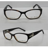 Quality Stylish Rectangle Acetate Mens Eyeglasses Frames With Italy Design, Lightweight wholesale