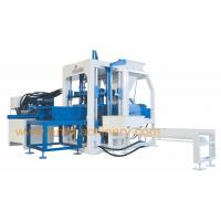 China Automatic Cement Brick Block Making Machine 3-15  for Sale Manufacture Machines In China on sale
