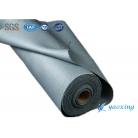 China Thickness 0.30mm Silicone Coated Fiberglass Fabric on sale
