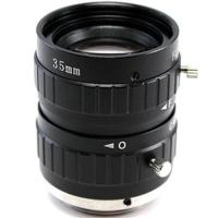 China 35mm F2.0 2/3 C Mount 3 Mega pixels Industrial Lens / Machine Vision Lens on sale