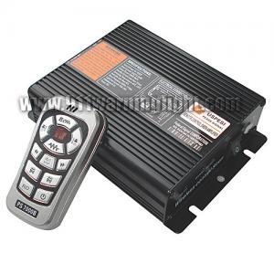 Quality PS-7000B wireless siren, 200W, 2 light switches, 10 tones wholesale