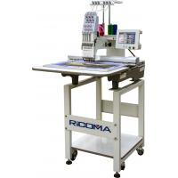 China one head Touch screen panel home embroidery machines , English / Chinese / Spanish language on sale