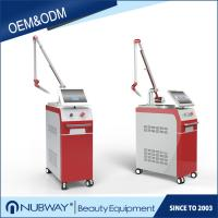 China New design professional tattoo removal FDA approval q switch nd yag laser on sale