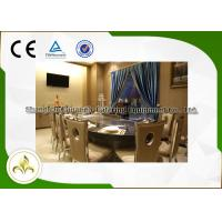 Quality LPG / Pipeline Natural Gas Indoor Teppanyaki Grill Equipment With Air Extractor wholesale