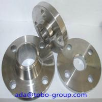 Quality Duplex Stainless Steel Flanges , 2507 2205 2304 153MA Slip On Flange wholesale