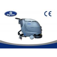 Quality Warehouse Battery Powered Floor Scrubber 18In / 20In Brush Medium Size wholesale