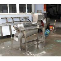 Quality full stainless steel screw fruit juice extracting machine wholesale