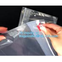 China herbs child proof bags slider zipper lock, Clothes Packaging Bag With Slider Zipper, A4 file bag with slider ziplock on sale