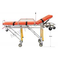 Quality Emergency Rescue Aluminum Alloy Ambulance Stretcher Cot For Fire Fighting wholesale