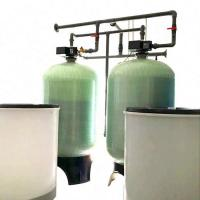 Quality Commercial Water Softening Equipment With ISO9001 ISO14001 Certification wholesale