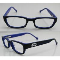 Quality Blue Childrens Hand Made Acetate Glasses Frames For Reading Glasses wholesale