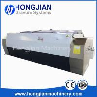 Quality Fully Automatic Etching Machine for Rotary Etched Embossing Cylinder Laser Embossing Cylinder for Packaging Decorative wholesale