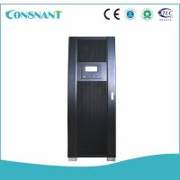 Quality High Efficiency Three Phase UPS Systems , Server Battery Backup Input Voltage 380V / 400V / 415V wholesale