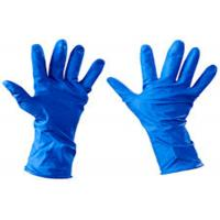 China No Allergies Disposable Medical Gloves Strong Versatility Length  tear resistance on sale