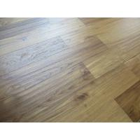 rustic grade burma Teak multi-layers engineered wood flooring with slight brushed & handscraped finishing