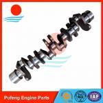 Quality crankshaft for Isuzu, casting steel crankshaft 6HK1 8-97603001-0 8-97603004-0 8-94396-737-0 for truck FVR wholesale