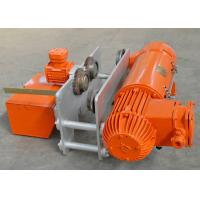 Quality Low Headroom Electric Hoist With Schneider Electrical Component wholesale