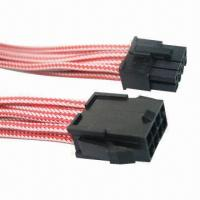 Quality 6-pin Male to Female ATX Extension Computer Power Cable wholesale