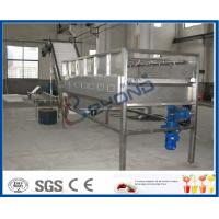 China SUS304 Stainless Steel Fruit Processing Equipment For Cleaning Fruits And Vegetables on sale
